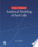 Analytical Modelling of Fuel Cells Book