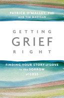 Getting Grief Right Pdf/ePub eBook