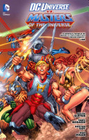 Dc Universe Vs Masters Of The Universe Book PDF