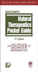 Natural Therapeutics Pocket Guide