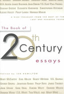 The Book of Twentieth century Essays