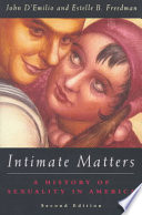 Intimate Matters