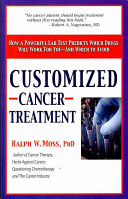 Customized Cancer Treatment