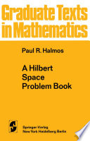 A hilbert space problem book pr halmos google books books fandeluxe Gallery