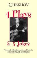 Four Plays   Three Jokes