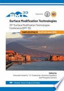 Surface Modification Technologies