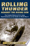 Rolling Thunder Against The Rising Sun