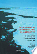 Environmental Contamination in Antarctica Book