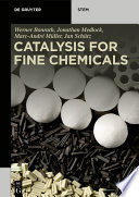 Catalysis for Fine Chemicals