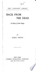 Back from the Dead Book PDF
