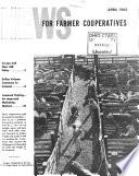 News for Farmer Cooperatives Book
