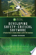 Developing Safety Critical Software Book
