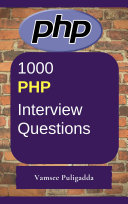 1000 PHP Most Important Interview Questions and Answers   Free Book