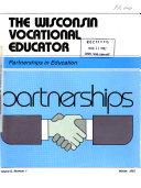 Wisconsin Vocational Educator Magazine