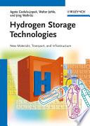 Hydrogen Storage Technologies Book PDF