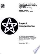 Transcript of Eighth Public Hearing, Atlanta, Georgia, September 23-27, 1974