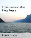 Pdf Expressive Narrative Prose Poems