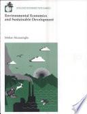 Environmental Economics and Sustainable Development