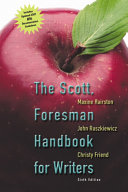 The Scott  Foresman Handbook for Writers