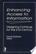 Enhancing Access To Information