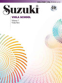 Suzuki Viola School, Vol 7