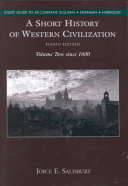 Short History Western Civilizations
