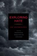 Exploring Hate Book PDF