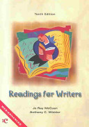 Readings for Writers 10e-Cuecat Text