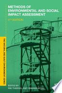 Methods of Environmental and Social Impact Assessment