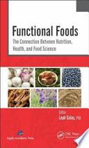 Functional Foods Book PDF