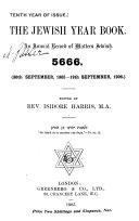 The Jewish Year Book