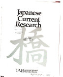 Japanese Current Research