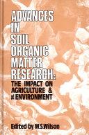 Advances in Soil Organic Matter Research