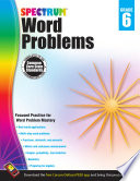 Word Problems  Grade 6 Book