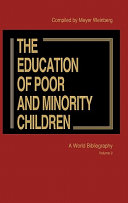 The Education Of Poor And Minority Children