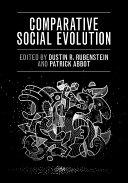Pdf Comparative Social Evolution Telecharger