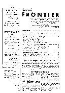 Jewish Frontier