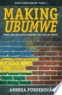 Making Ubumwe