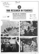 Research in Fisheries Book