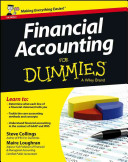 Financial Accounting For Dummies Book