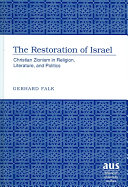 The Restoration of Israel