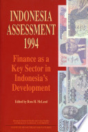 Indonesia Assessment 1994