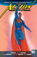 Superman - Action Comics: The Rebirth Deluxe Edition Book 2