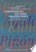 Conferencias do Foro Universitario