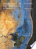 Principles of Environmental Economics