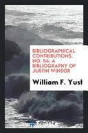 Bibliographical Contributions No 54
