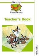 Nelson Handwriting Teacher s Book