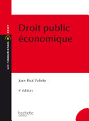 Les Fondamentaux - Droit Public Économique
