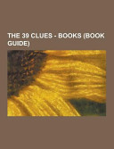 The 39 Clues   Books
