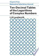 Ten Decimal Tables of the Logarithms of Complex Numbers and for the Transformation from Cartesian to Polar Coordinates